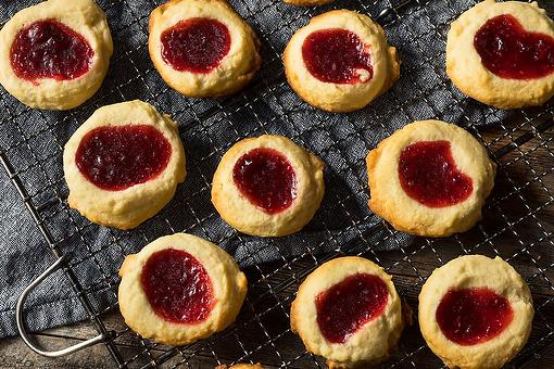 Easy Thumbprint Cookies Recipe: These Delicious Thumbprint Cookies Are a Fun Family Favorite