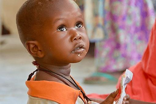 Edesia Nutrition: How to Give the Gift of Life & Help Malnourished Children