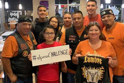 #ElPasoChallenge: Texas Boy Honors El Paso Mass Shooting Victims With Kindness Challenge