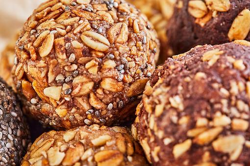 5-Minute Energy Balls Recipe: Easy No-Bake Protein Bites Recipe With Seeds, Oats, Coconut, Peanut Butter & More
