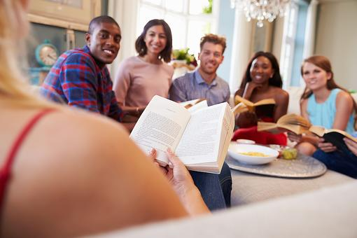 Everyone Needs a Tribe: How a Book Club Can Become Yours!