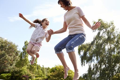 Exercising With Kids: 5 Ideas to Disguise Fitness Workouts As Fun!
