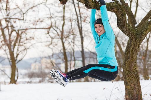 Exercising in Winter Weather: How to Protect Your Feet From Frostbite!