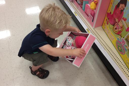 Expecting a Second Baby? A Trip to the Toy Store May Help Prepare the First Child; Here's Why!