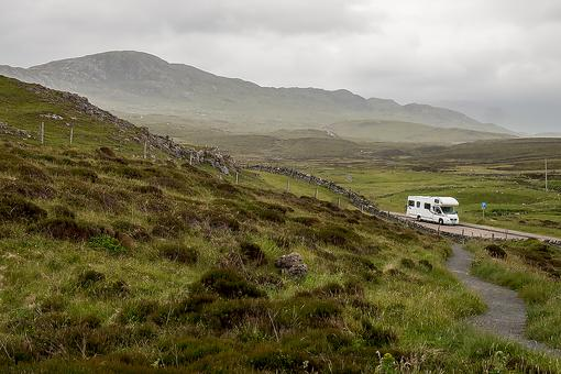 North Coast 500: Explore the West Coast of Scotland by Camper Van (The Only Way to Do It!)