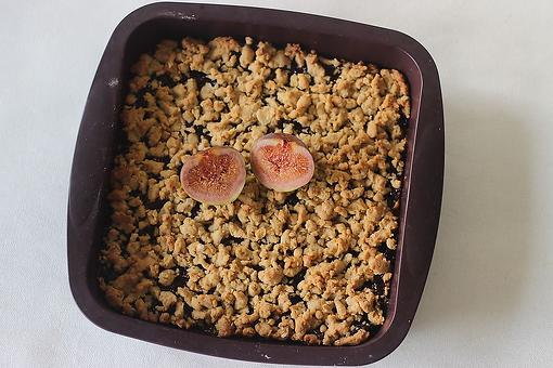 Fig Baked Oatmeal Recipe: You'll Dig This Dairy-free Fig & Almond Butter Baked Oatmeal Recipe