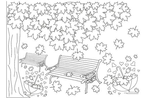 Fall Coloring Pages: 10 Free Printable Autumn Coloring Pages for Kids
