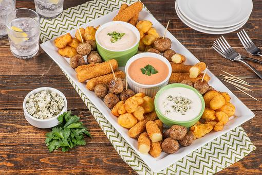 Cheesy Trio: 3 Creamy Dips to Delight Your Big Game Snackers!