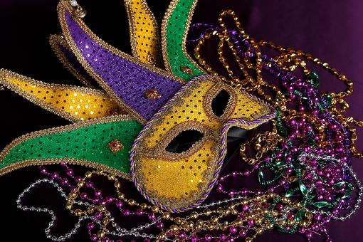 Fat Tuesday Is Coming: Here's How to Celebrate Mardi Gras at Home!