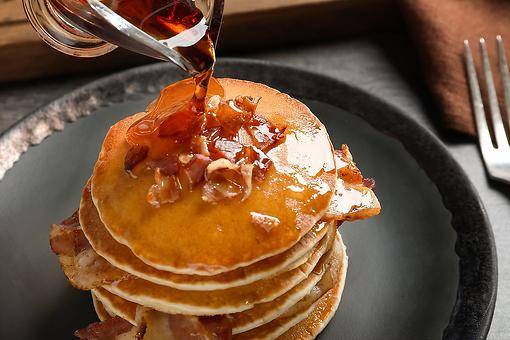 Father's Day Mancakes Recipe (aka Beer & Bacon): This Pancake Recipe Is What Men Really Want for Breakfast on Sunday