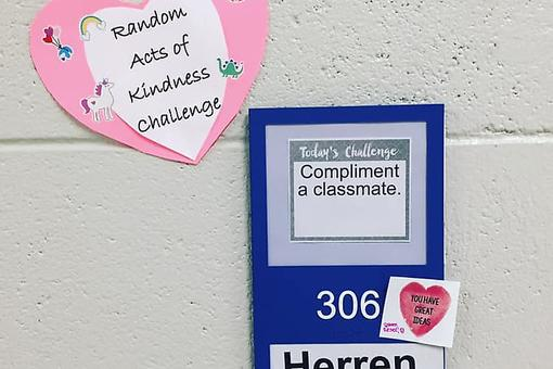 National Random Acts of Kindness Day: How This Teacher Is Celebrating All Month Long!