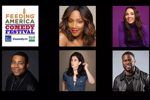 Feeding America Comedy Festival: Kenan Thompson, Billy Crystal, Tiffany Haddish & Byron Allen to Co-host Special on May 10