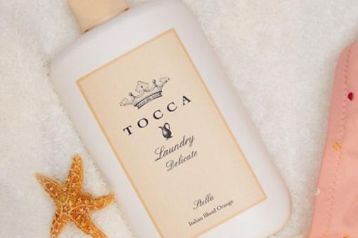 Tocca Laundry Delicate: Italian-Inspired Scented Washes for Your Delicates & Linens