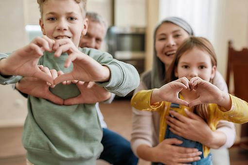 ​Fewer Trinkets, More Time: A Valentine's Day Resolution for Families & Couples