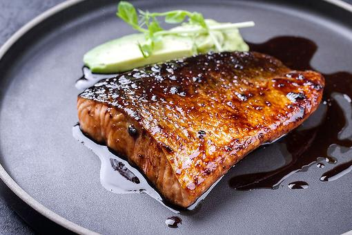 Mirin & Soy-Glazed Salmon Recipe: This Asian-Inspired Salmon Recipe Is a Flavorful Addition to Fish Night