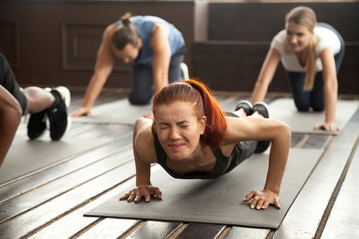 Fitness Is Mind Over Matter: Why You Shouldn't Hate the Plank (and How to Plank Right)