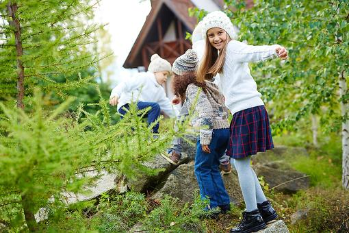 Forest Schools: Would You Send Your Kids to School in a Woodland Environment?