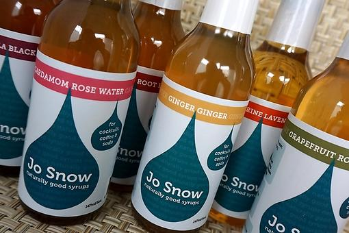 Snow Cone Syrups: Forget Fake Ingredients & Use One That's All Natural!