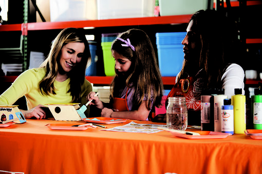 Free DIY Activities for Kids: Get Creative & Have Family Fun at Home Depot!