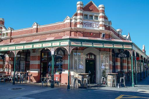 Fremantle Markets in Western Australia: Where History Meets the Present