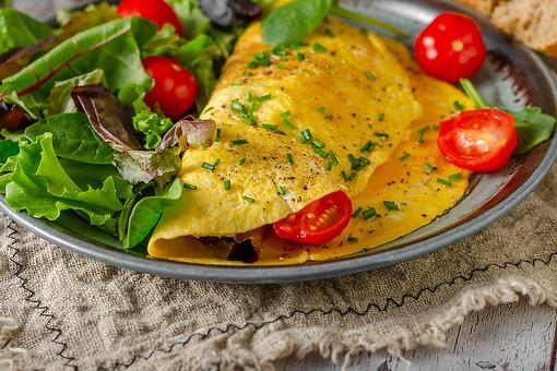 French Omelette Recipe: This Herbs de Provence Omelette Recipe Takes 10 Minutes & May Bring You Joy