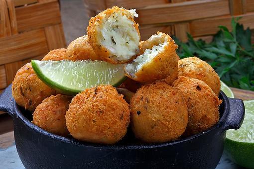 Crispy Portuguese Bolinhos Recipe: This Salt Cod Croquette Recipe Is Crunchy Goodness