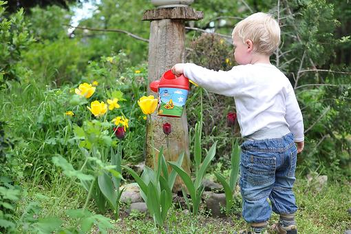 Gardening With Kids: Easy Plants to Grow & How Gardening Can Help a Child's Brain Grow, Too!