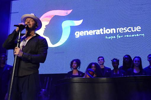 ​Generation Rescue: Donnie Wahlberg Rocks Chicagoland Raising $759K to Help Kids With Autism