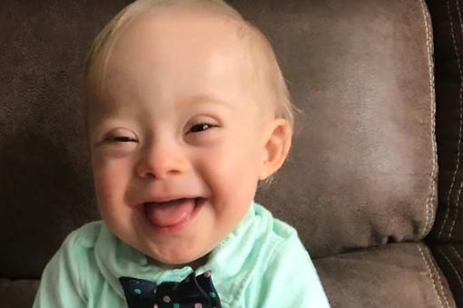 Gerber® Sends An Important Message in Selecting Lucas, the First Gerber Baby With Down Syndrome
