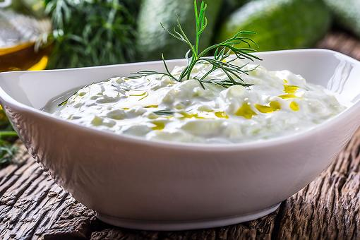 Gettin' Freaky With Tzatziki: This Easy Tzatziki Recipe Will Be Your New BFF