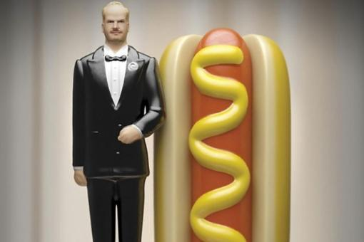 Food: A Love Story: Getting My Virtual Food Fix Through Humor (& Jim Gaffigan!)
