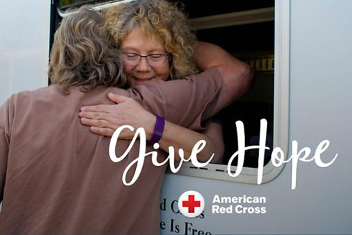 "Giving Tuesday: The American Red Cross Asks You to ""Give Something That Means Something'"""