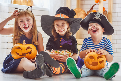 Go Green This Halloween! 3 Simple Eco-friendly Ideas (Saves Money, Too)!