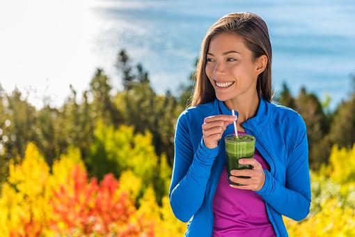 HUM Nutrition: Go Green at Breakfast With This Skin-Reviving Superfood Powder!