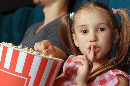 Going to the Movies With Kids? 4 Steps to Make It Calm - for Them and for You!