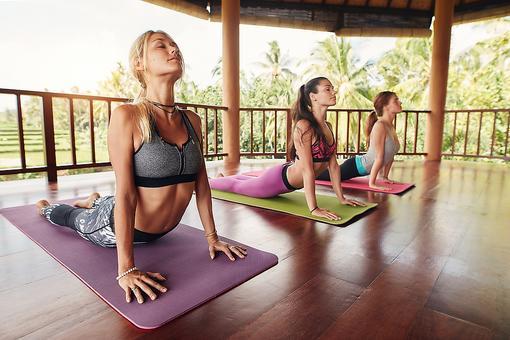 Got High Blood Pressure? Yoga May Help! Here's Why!