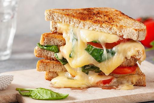 Grilled Cheese Sandwich Recipes: 20 Creative Ways to Make a Grilled Cheese Sandwich a Little Fancy