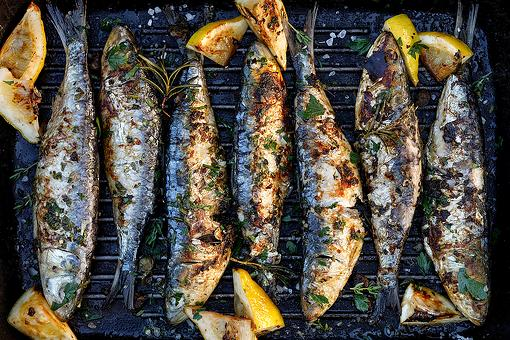 This Easy Grilled Sardines Recipe Will Make You Love This Little Oily Fish