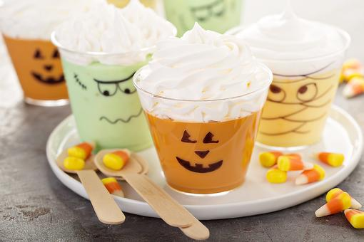 Pudding Dessert Ideas: Scare Up Some Fun This Halloween With This Spooky Trio!