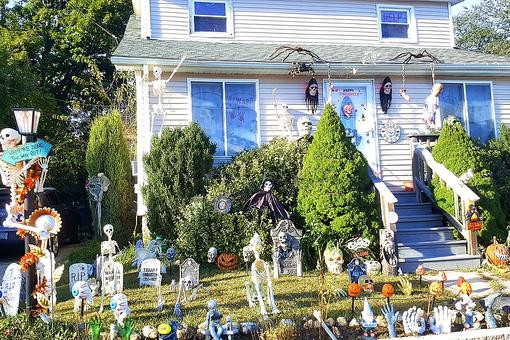 Halloween Decorations Aren't Just for Kids: How I Spread Chills & Joy All Year Round!