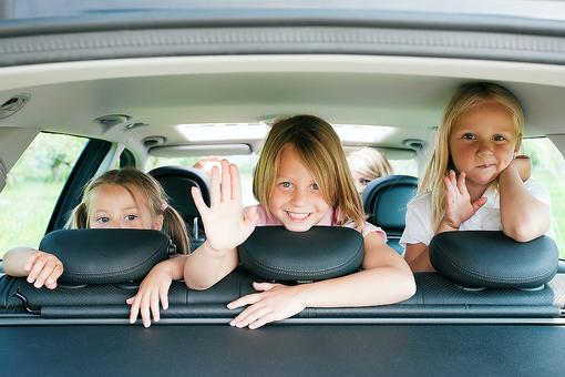 Happy Family, Stocked Car: A Few Must-haves When Traveling With Kids!