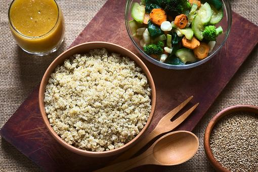 Have Leftover Quinoa? Try This Time-Saving Idea & Healthy Recipe!