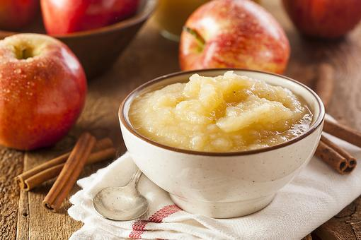 Have Your Apples Lost Their Crispness? Don't Toss, Make Applesauce!