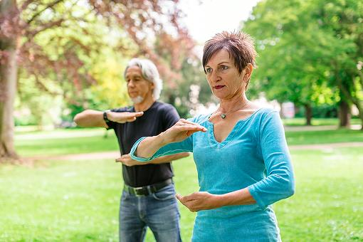 "Healing Exercise for COVID Long Haulers: How Tai Chi May Help Relieve ""Long-Haul"" COVID-19 Symptoms"