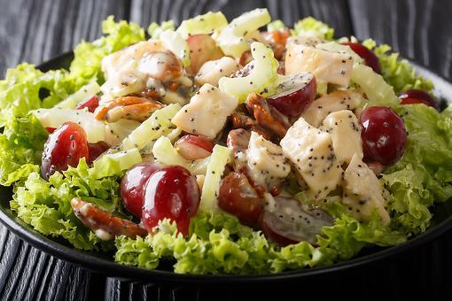 Summer Chicken Salad Recipe: Lighten Up With This Creamy Sonoma Chicken Salad Recipe