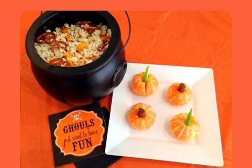 Healthy Halloween: 2 Fun Healthier Treats Your Kids Will Love!
