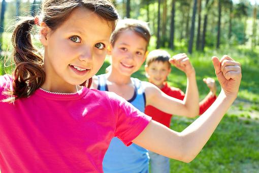 Healthy Kids: 3 Things That Can Help Your Child Grow & Develop Normally!