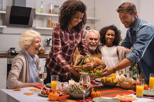 Healthy Thanksgiving Food Swaps: 7 Steps to a Healthier Thanksgiving Meal