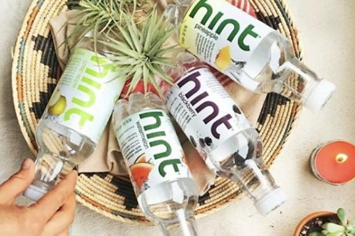 Hint Flavored Water: You'll Finally Get the Hint to Drink Your Water!