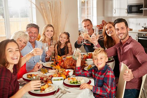 Holiday Heartburn: 12 Ways to Reduce Acid Reflux Symptoms This Thanksgiving